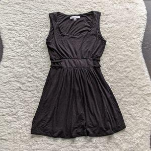 Propaganda Black Mini Dress